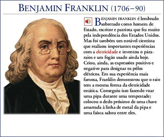 Biografia Resumida De Benjamin Franklin